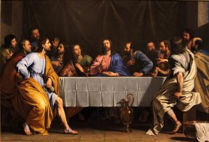 Last Supper by Philippe de Champagne