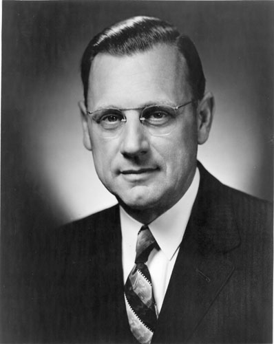 Evangelical Harold J. Ockenga