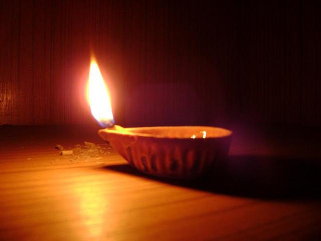 Let you light shine