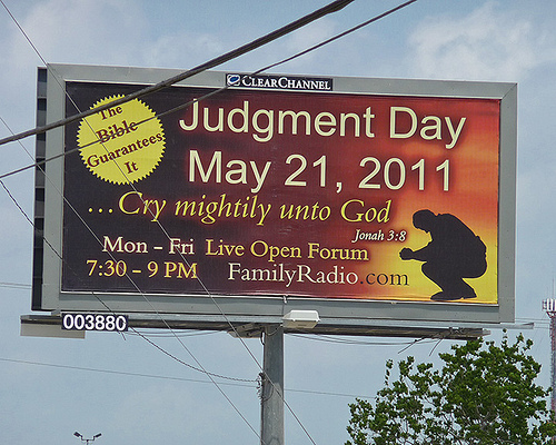 blog judgment day
