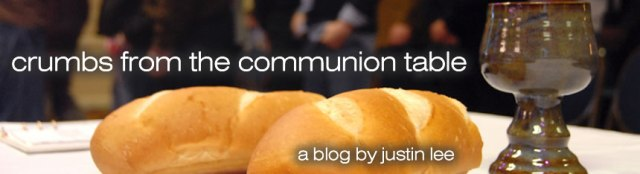Crumbs from the Communion Table