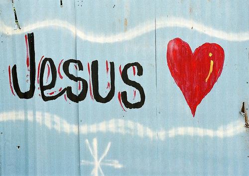 Jesus heart