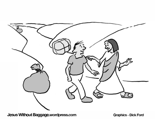 Following Jesus without Baggage
