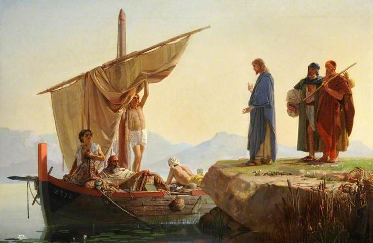 Why Didn't Jesus Recruit Better Help for His Galilean Work ...