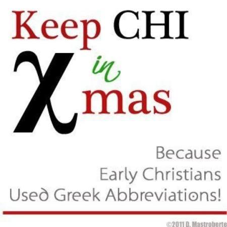 Keep chi in xmas