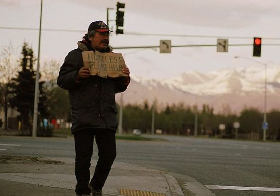 Homeless, please help