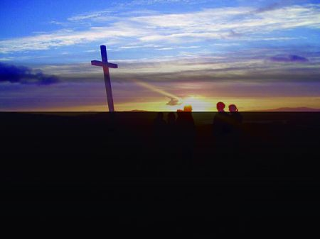 The Cross by Yahn