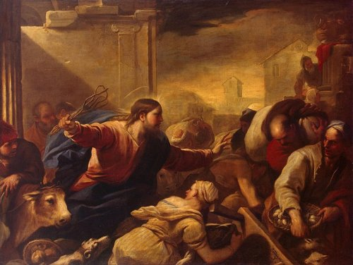 Expulsion of the Money Changers