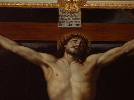 The Crucifixion by Philipe Champaigne
