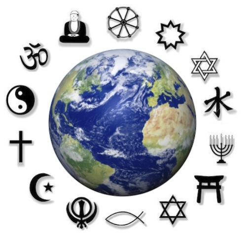 Do All Religions Lead To The Same Place Not Really Jesus - Top ten religions in world
