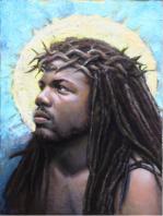 j-b Black Jesus by Stanley Rayfield