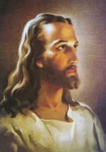 Jesus - Warner Sallman Head of Christ